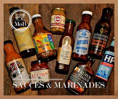 Slatherin' Sauce is in this roundup! MoB | Roundup: 10 Off-the-Shelf Sauces and Marinades