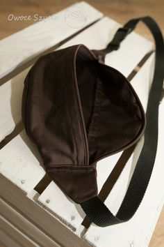 #owoceszycia Nerka, saszetka handmade | Waist hip bag, belt bag.