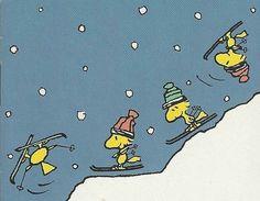 Snoopy Cartoon, Peanuts Cartoon, Peanuts Snoopy, Peanuts Comics, Peanuts Christmas, Christmas Mood, Christmas Stuff, Snoopy Und Woodstock, Woodstock Bird