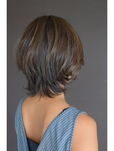 Asian Short Hair, Short Thin Hair, Short Hair With Layers, Short Hair Cuts For Women, Grey Hair Inspiration, Modern Short Hairstyles, Haircuts For Fine Hair, Grunge Hair, Hair Today