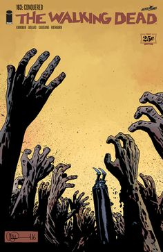 Image Comics/Skybound are set to releaseTHE WALKING DEAD #163 by Robert Kirkman and Charlie Adlard, INVINCIBLE #133 by Robert Kirkman, Ryan Ottley and Nathan Fairbairn, and OUTCAST BY KIRKMAN &amp…