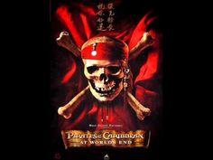 Piratas del caribe. Tema principal.