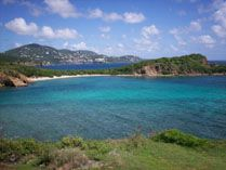I wish to visit my parents! This is where they live - Water Island, USVI. Water Island, Caribbean, Parents, Coast, Mexico, Live, Outdoor, Beautiful, Dads