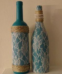 10 Wine Bottle Centerpieces For Your Wedding | VinePair