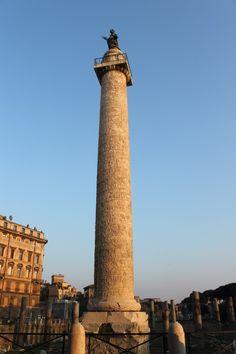 Coluna de Trajano, Roma