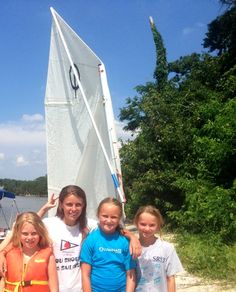Rising senior, Jane, has spent part of her summer working as a sailing instructor at the Premier Sailing School in Irvington, VA. The School is taking place at The Tides Inn Resort on the Rappahannock River - the same river that runs by our campus! Jane has been working with kids that range from beginning to advanced sailors, and over the course of summer they have sailed a variety of boats such as: Optis, Lasers, Sunfish, and J24s.   viewbook.sms.org