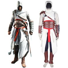 Assassin's Creed Assassin 1ST Cosplay Costumes
