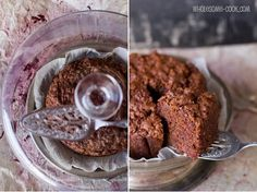 Vegan Beetroot Chocolate Cake Gluten-free @Wholesome Cook