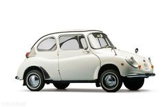 The makers of Subaru, Fuji Heavy Industries, was incorporated in 1953. Although they had been building scooters since the 1940s, it wasn't until 1958 that they introduced their first car, the diminutive Subaru 360. Made in response to a mandate from the Ministry of International Trade and Industry for
