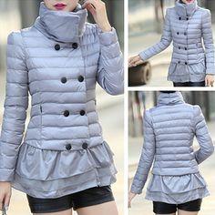 my winter style in grey - Love it