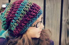 Ravelry: Easy Peasy Chunky Slouch Hat pattern by Two Brothers Blankets