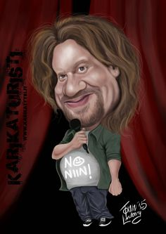 Ismo Leikola maailman hauskin mies! Caricatures, Stand Up, Movies, Movie Posters, Get Up, Film Poster, Films, Popcorn Posters, Caricature
