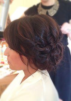 Melinda-wedding hair