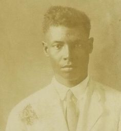 Inocente Rudolph, 23 years old, Born in Curacao as well as parents. Pinned by VintageVirginIslands.com
