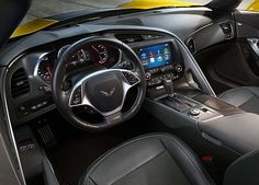 WEB LUXO - Carros de Luxo: Corvette Z06 2015 é o mais potente da história