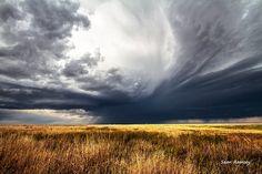 Oklahoma Art, Panhandle Print, Landscape Photography, Weather Art, Great Plains, Sooner Scenery, Oklahoma Print, Nature Art, Outdoors Print