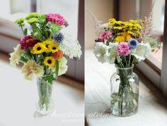 www.kwiatowe-atelier.pl Przyjęcie weselne w stylu boho