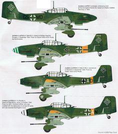 Ju 87Gs