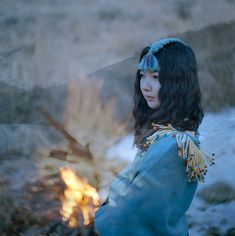 Momo Wang is a designer whose collection The Third Hand is made up of 12 upcycled outfits made from second-hand clothing that she found at markets in her hometown of Jinzhou in China. the lookbook was photographed by Shuwei Liu in and around a little rural village in the mountains near her hometown.