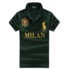 ralph lauren magasin! Polo Ralph Lauren particulière Custom Fit Big Pony  Ville Polo Milan 01 6f098afc2fce