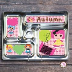 PlanetBox Rover Magnets - Lalaloopsy [Lalaloopsy magnets - Rover] - $5.00 : Max & Otis Designs, handcrafted gifts from a short-attention span crafter