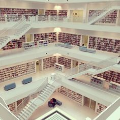 .The most beautiful libraries from all around the world