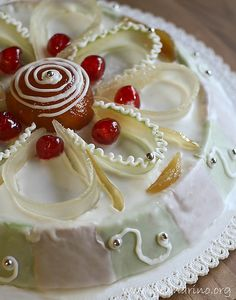 cassata siciliana - my mom's favorite