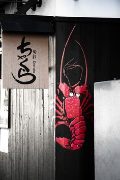 Japanese Shop Curtain, Noren