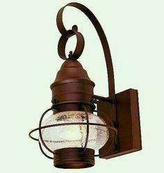 マウンテンロッジ ランプ型ランタン照明 ログハウスにおすすめ cottage style