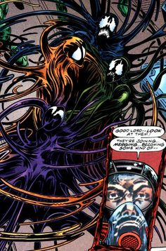 Hybrid is the amalgamation of four of the Life Foundation Symbiotes (Riot, Phage, Lasher, and Agony) - whose hosts were killed by Scream