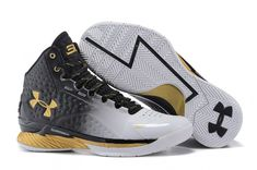 Boys Under Armour Curry One Basketball Shoes