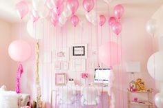 Throw a Pink Office Party!
