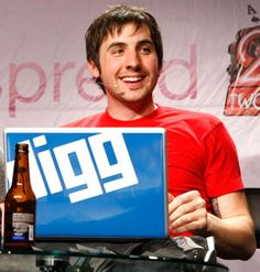 Kevin Rose @ Milk, Digg, & Revision3