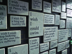 why not associates · wall of wishes