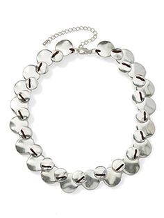 "ViVi ""Milestone"" necklace [17004] $ 35.00."