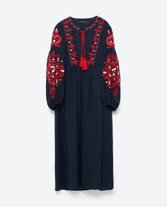 Image 8 of LONG DRESS from Zara
