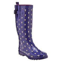 penguin rainboots | Women's Penguin Rain Boot - Purple | review | Kaboodle