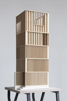 Unbuilt proposal for a viewing tower / Ed Blake & Will Guthrie