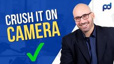 5 Tips for Talking to The Camera - Sales Expert Explains How to Crush it on Camera Public Speaking, Awkward, Psychology, How To Become, Training, Things To Sell, Education, Tips, Unique