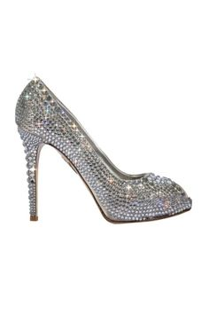 I´ve simply GOT to have this #diamond #shoe to go with my diamond Benz. Simple!