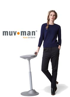 muvman for sitting and standing
