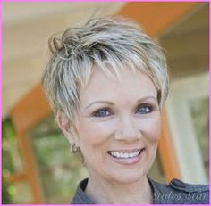 nice Trendy hairstyles for women over 50