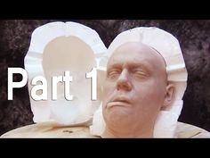 Lifecasting Tutorial: How to Make a Mold of Your Face with Alginate - YouTube