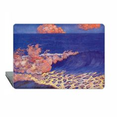 49.50 USD The wave Macbook Apple 13 Case sea MacBook pro by ModMacCase