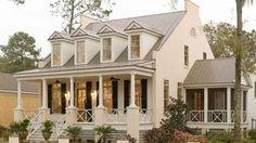 beach house idea with southern charm