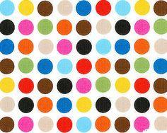 Multi Dot - A Sprinkle of Spots - White