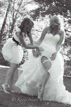 best friend wedding pic