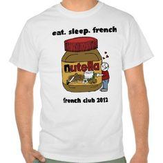 French Club T-T Shirt, Hoodie Sweatshirt