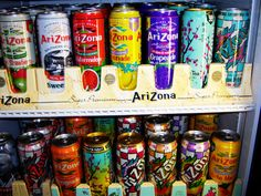 arizona iced tea all day every day