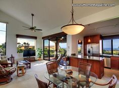Set in one of Wailea Ekahi's finest locations and blessed with stunning ocean views and tropical landscaping, this private, serene and elegantly remodeled 1 bedroom 2 bathroom condominium is your perfect getaway in Wailea.
